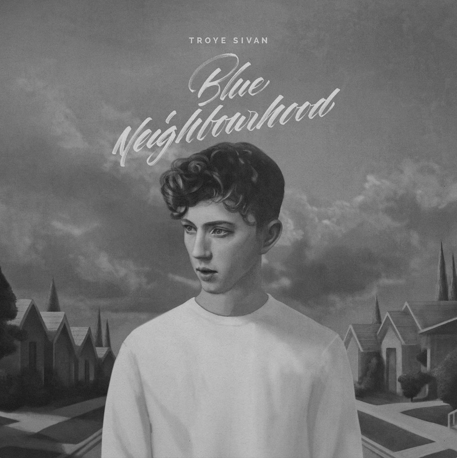 troye sivan BLUE NEIGHBOURHOOD DELUXE (2015)