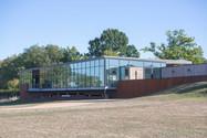 Pavillon d'accueil