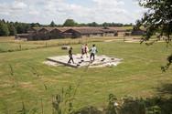 Espace de jeux antiques