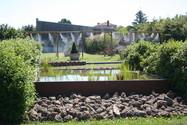 Jardin de Pline et bassin