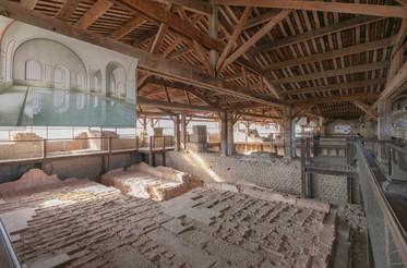 Grande piscine sud