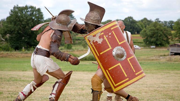 The Great Ancient Days - La pax Romana