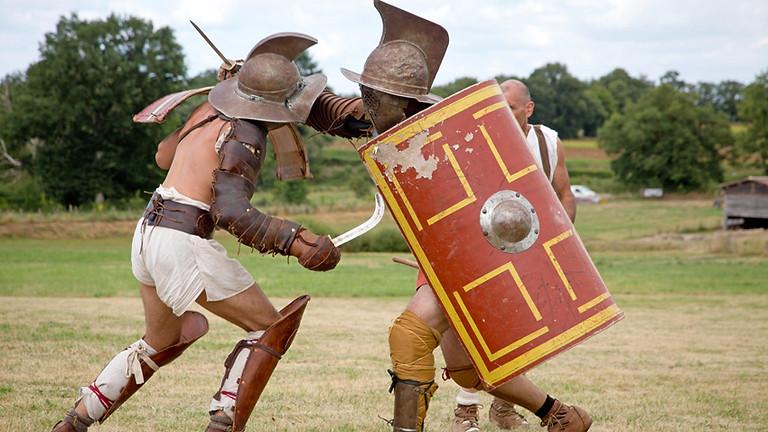 Les Grandes Journées Antiques - La pax Romana