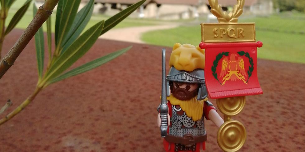 Exposition Playmobil®*  « L'Histoire en miniature » - REPROGRAMATION en cours de validation