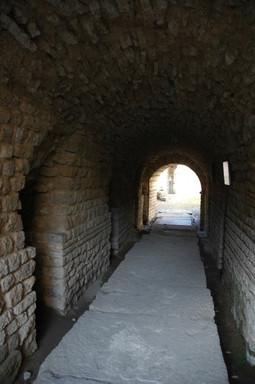 Couloir salles cendriers