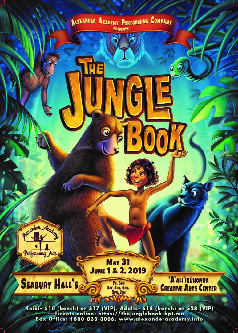 The Jungle Book 2019