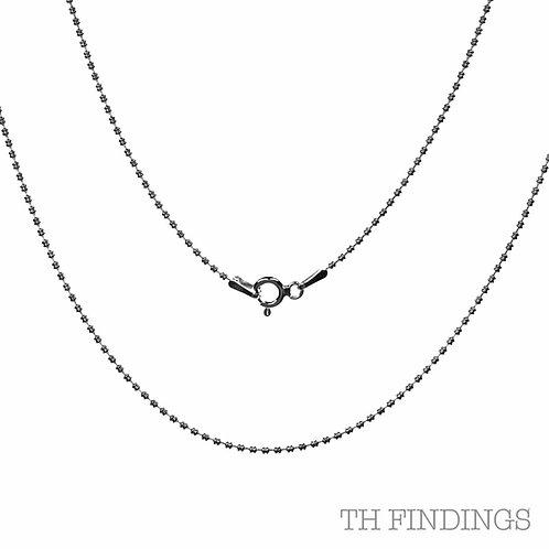 """Sterling Silver 925 20"""" Camilla Chain"""