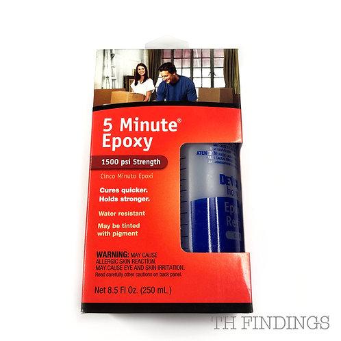 Devcon 5 Minute Epoxy 256g Bottle