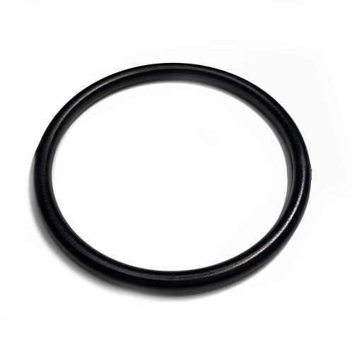 """7.5cm (3"""") Black Plastic Ring Component"""