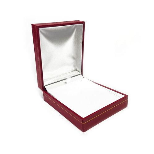 Red Milano Pendant Gift Box