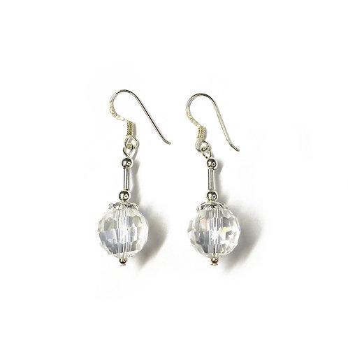 Acrylic Bead Earrings