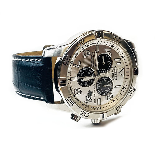 Boxed Citizen Bl5470-14A Real Leather Watch