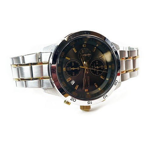 Boxed Seiko SKS645P1 Stainless Steel Watch