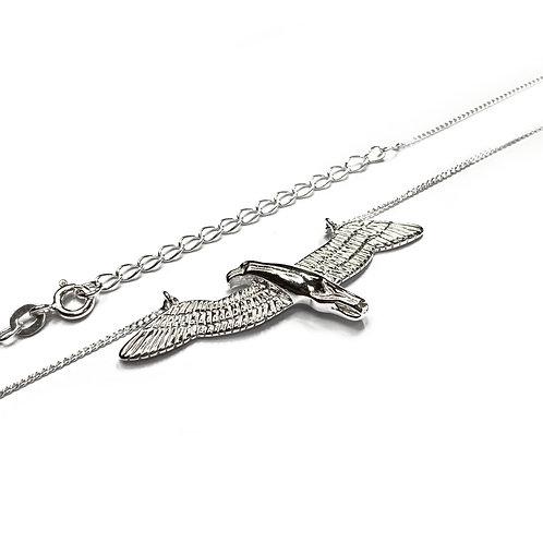 Sterling Silver 925 Albatross Pendant