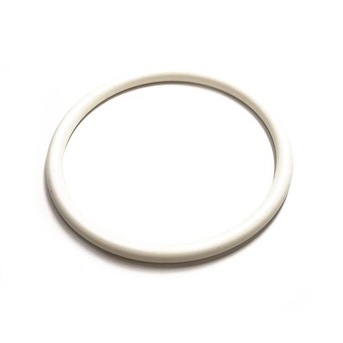 "7.5cm (3"") White Plastic Ring Component"
