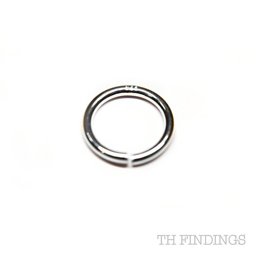 10mm Sterling Silver Jump Ring