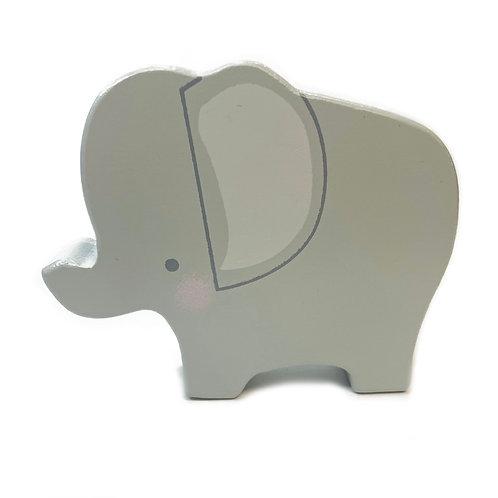Children's Rattle - Elephant Design