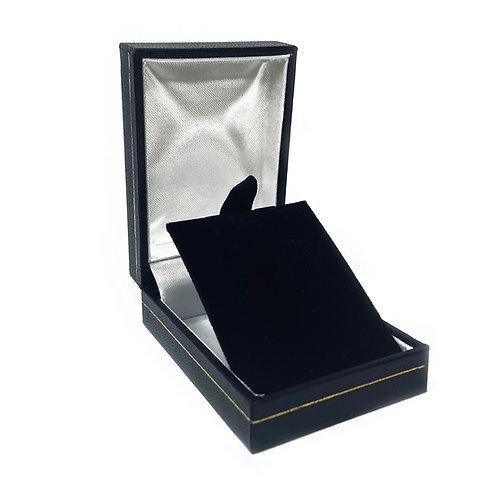 Black Milano Mini Pendant Gift Box