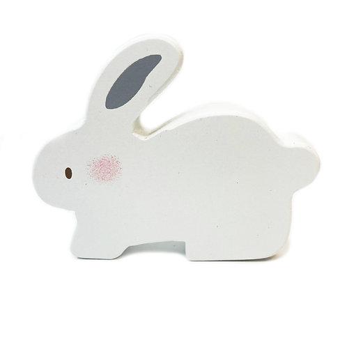 Children's Rattle - Rabbit Design