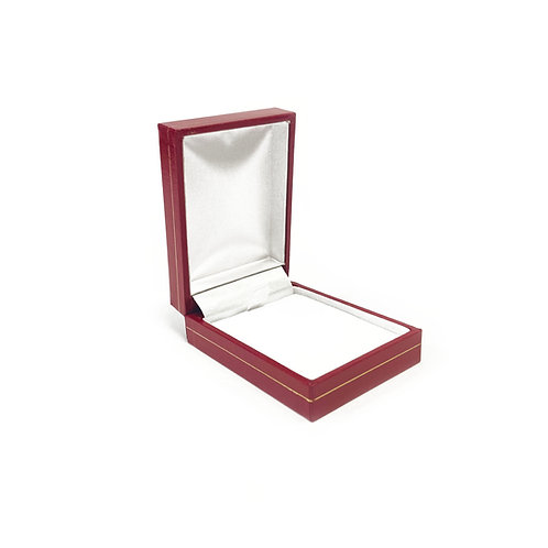 Red Milano Mini Pendant Gift Box