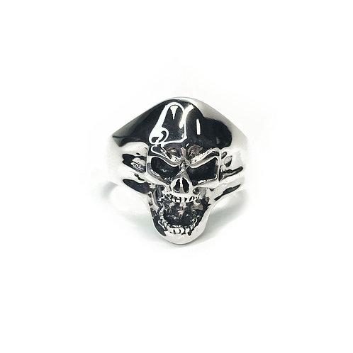 Sterling Silver 925 Skull Ring