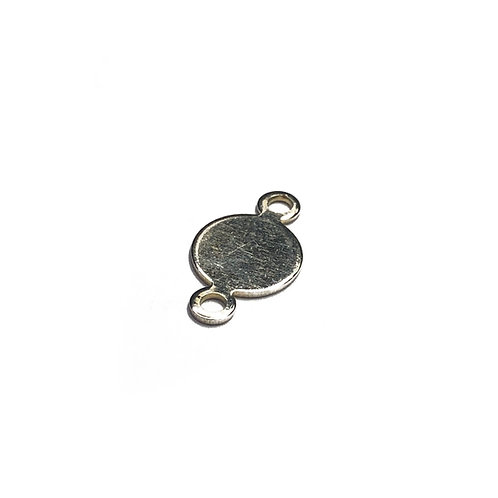 Double Ring 8mm Disc In Various Finishes