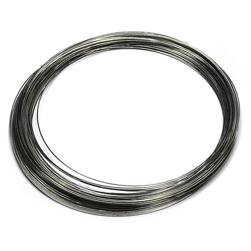 Necklace Memory Wire 50 Pieces