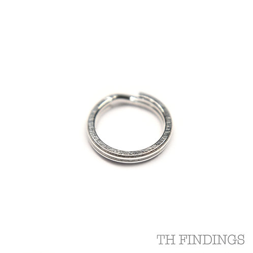 5.5mm Sterling Silver Split Jump Ring