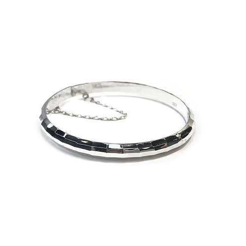 Sterling Silver 925 Baby Bangle
