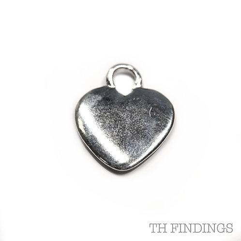 Sterling Silver 925 Heart
