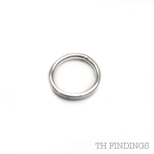 7mm Sterling Silver Jump Ring