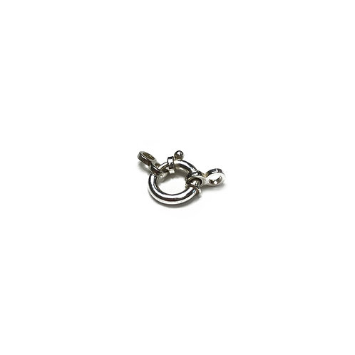 10mm Sterling Silver Bolt Ring Clasp