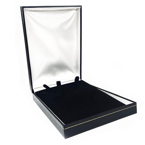 Black Milano Necklace Gift Box