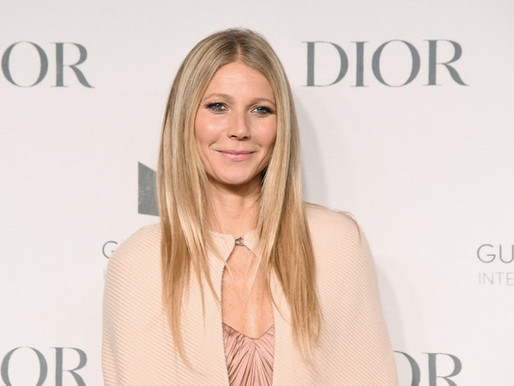 Gwyneth Paltrow: the inventor of yoga