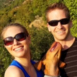 Wife, Director, and the Dog