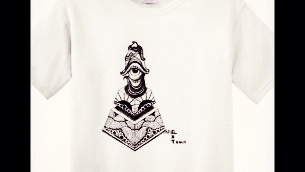 Classic White T-shirt Arielent.com