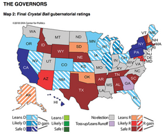 Midterm Outlook: Governors