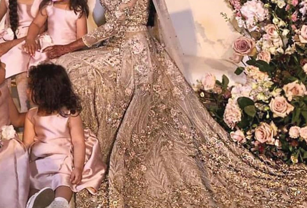 Sahar Jeroche Bride