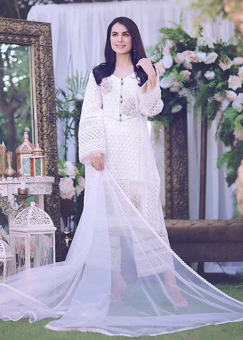 Cristal White - Shazia Kiyani