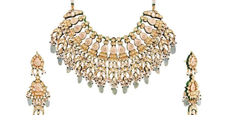 Emerie Kundan Necklace Set
