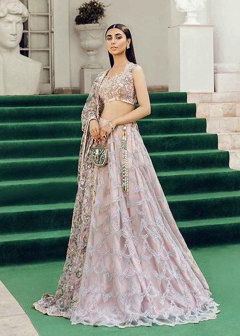 Lucknow Lehnga Choli - Zainab Salman