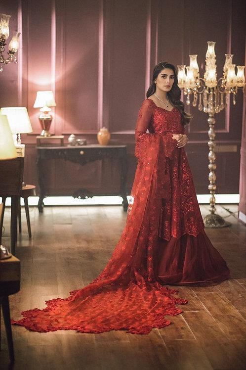 Red Rohma Kalidaar - Zainab Salman