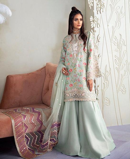 Fleur Mint - Suffuse By Sana Yasir