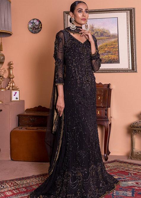Black Heavy Formal - Mohsin Naveed Ranjha