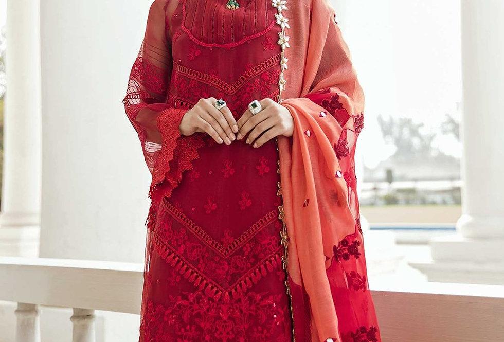 Red Morroco - Zainab Salman