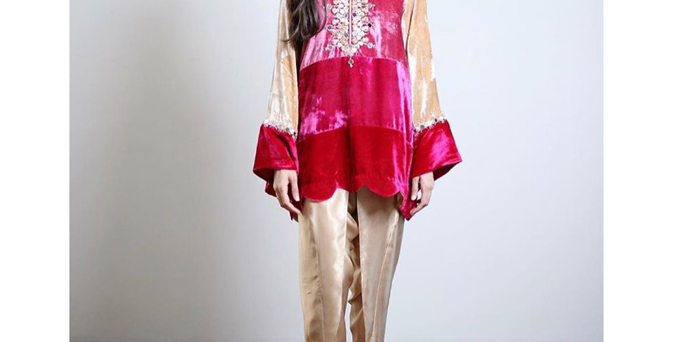 Zehra Saleem Velvet