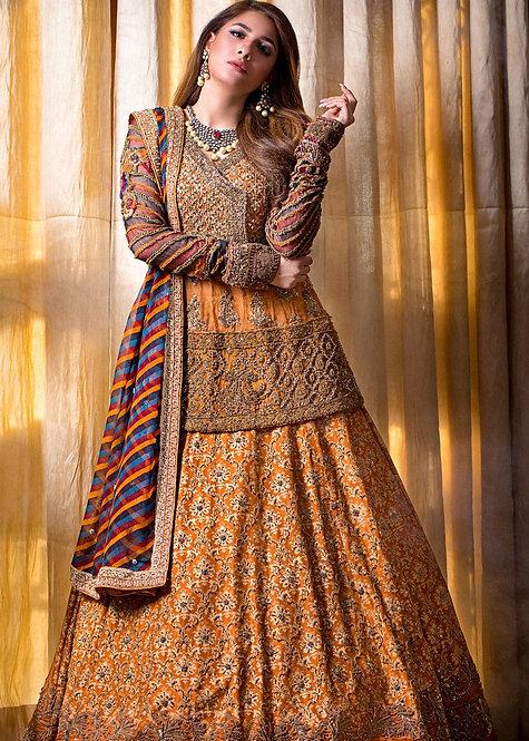 Tangerine Bridal - HSY