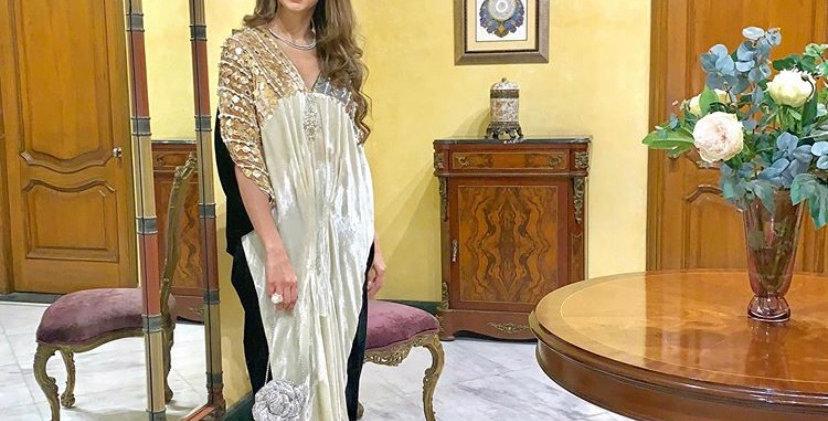Kaftan - Zehra Saleem