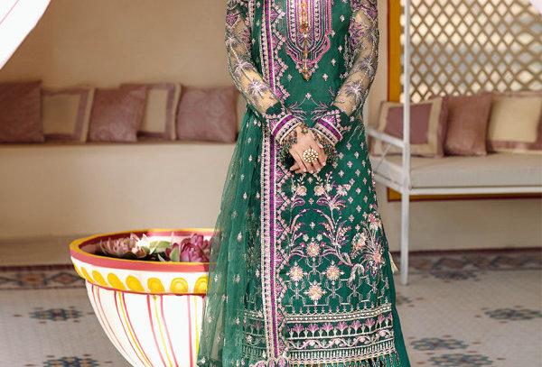 Ghazal Stitched