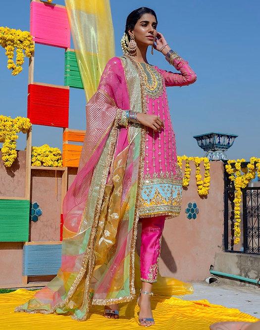 Aatshi - Faiza Saqlain